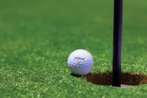 Oregon Golfing
