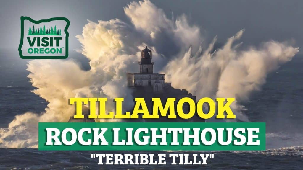 Tillamook Rock Lighthouse - Terrible Tilly