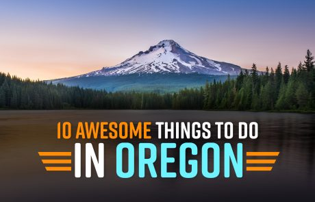 10ThingsToDoInOregon