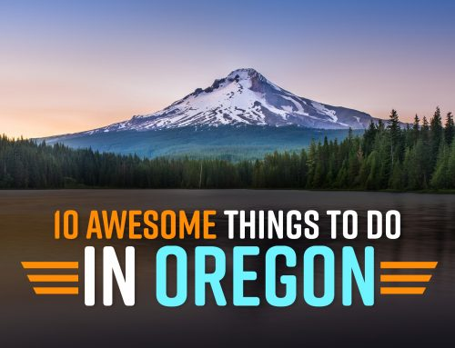 10 Awesome Things To Do In Oregon