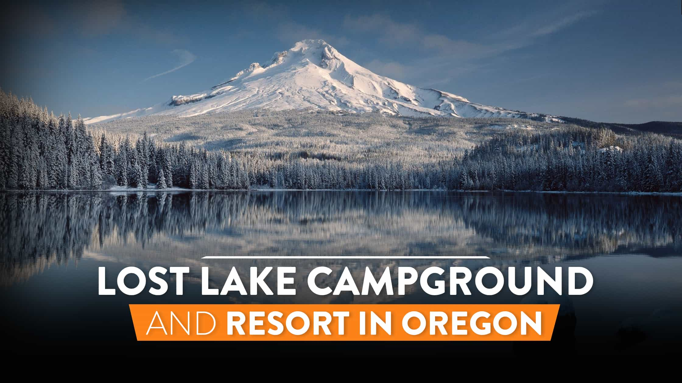 Lost Lake Campground and Resort