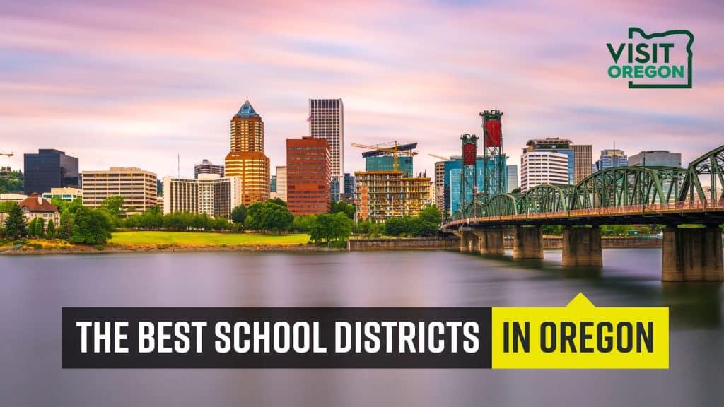 Best school districts oregon