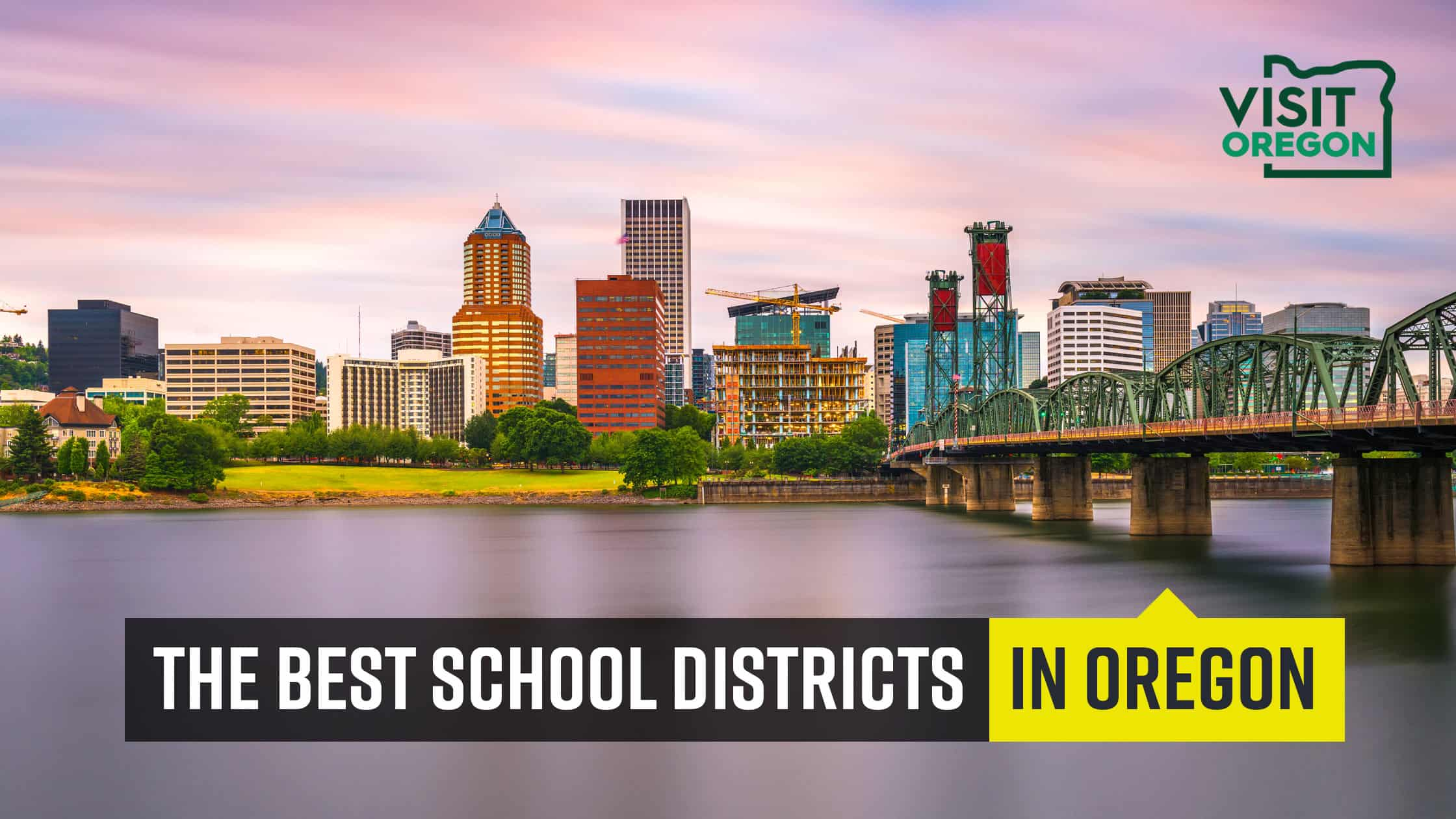 Best school districts oregon