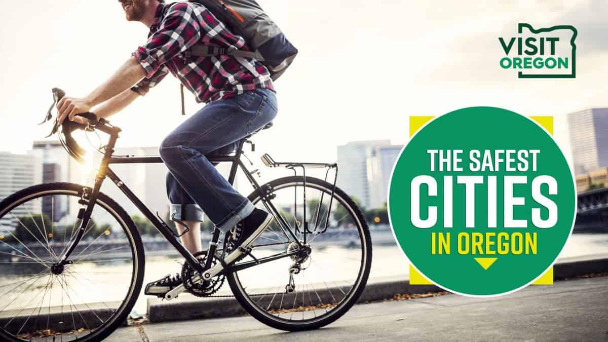 Safest Cities Oregon