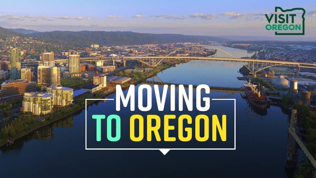 Move To Oregon