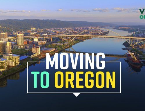Moving To Oregon Guide