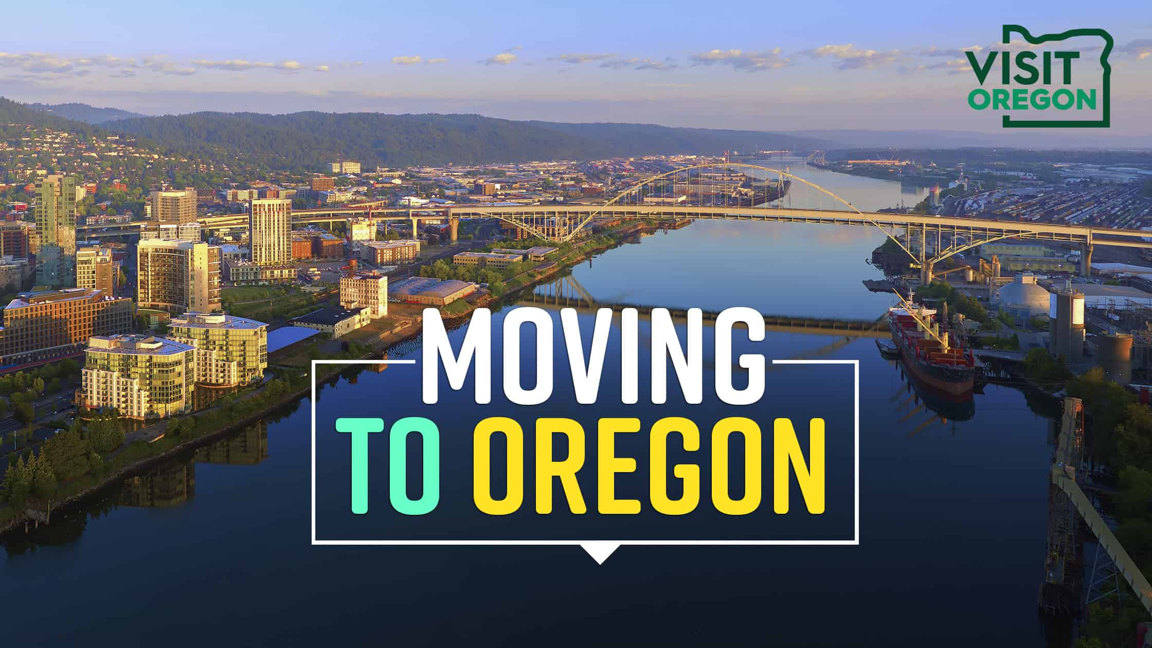 Move To Oregon