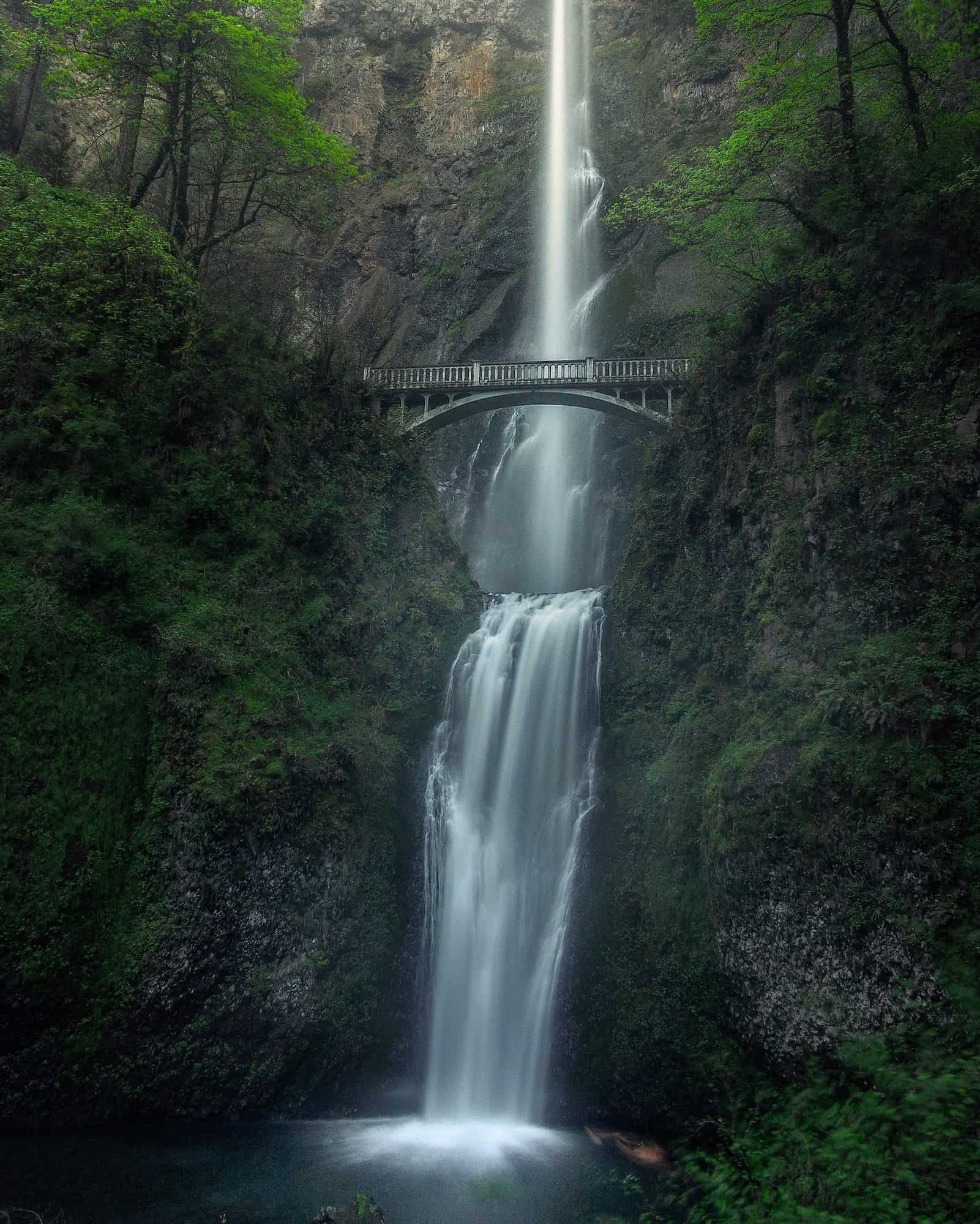 Multnoma Falls Oregon