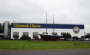 The best place to visit Tillamook Cheese In Oregon