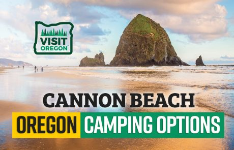 Cannon Beach Oregon Camping Options