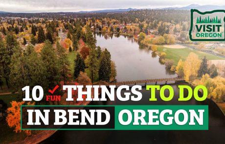 10 Fun Things To Do In Bend Oregon