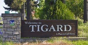 Tigard Oregon