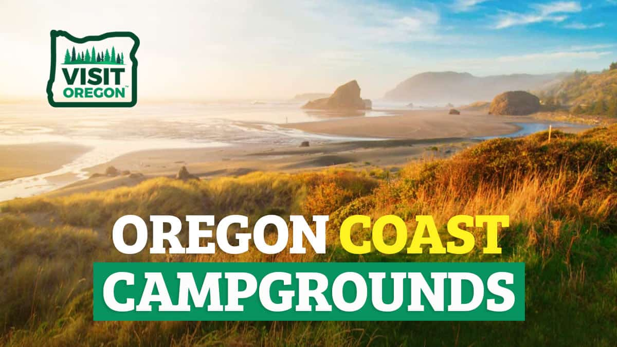 Oregon Coast Campgrounds