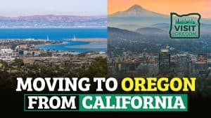 Moving To Oregon From California