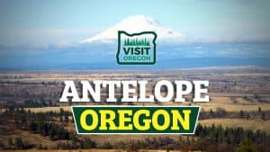 Antelope Oregon