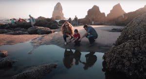 Cannon Beach Tide Pools