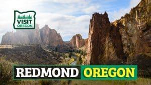 Redmond Oregon Header