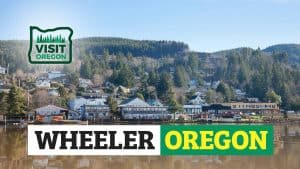 A Picture Of Wheeler Oregon