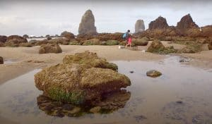 outdoor adventures in Cannon Beach