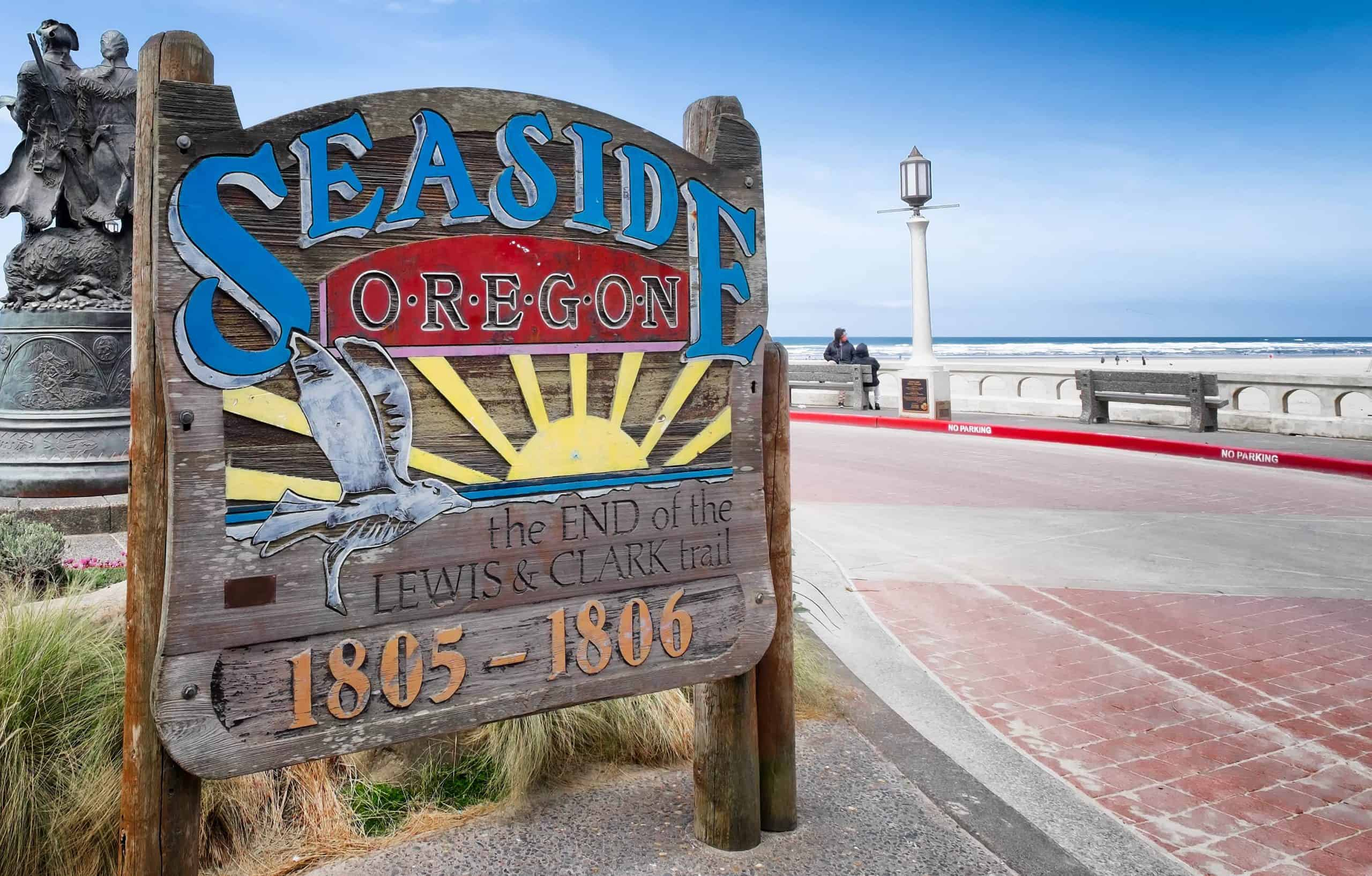 Seaside Oregon history