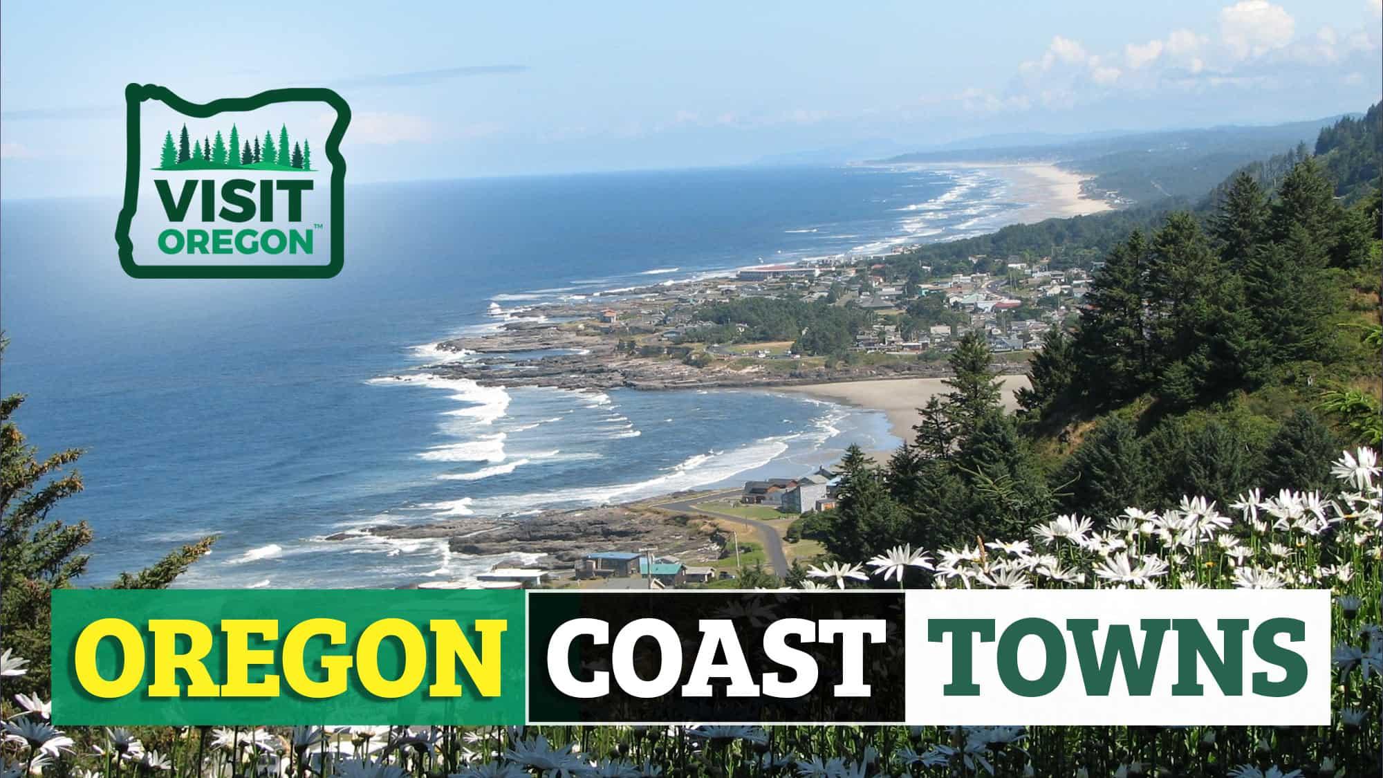 Oregon Coast Towns