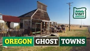Oregon Ghost Towns