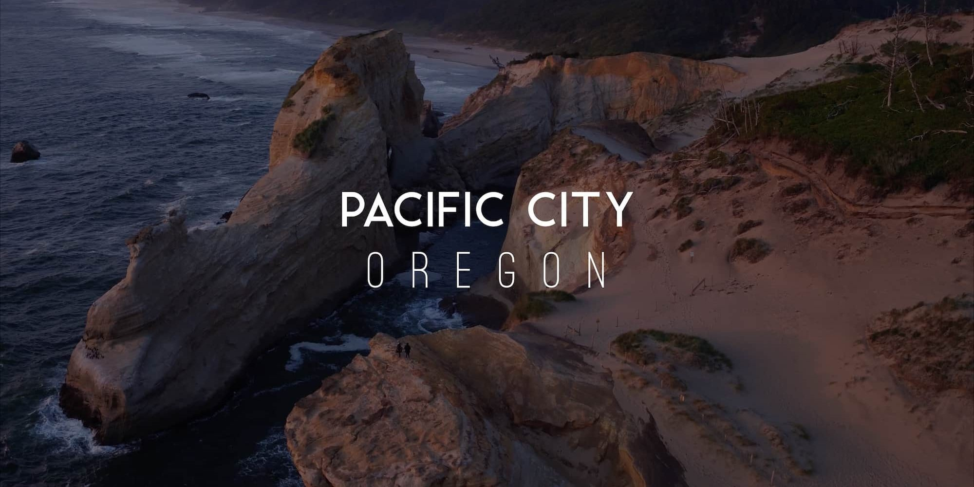 Pacific city youtube cover photo
